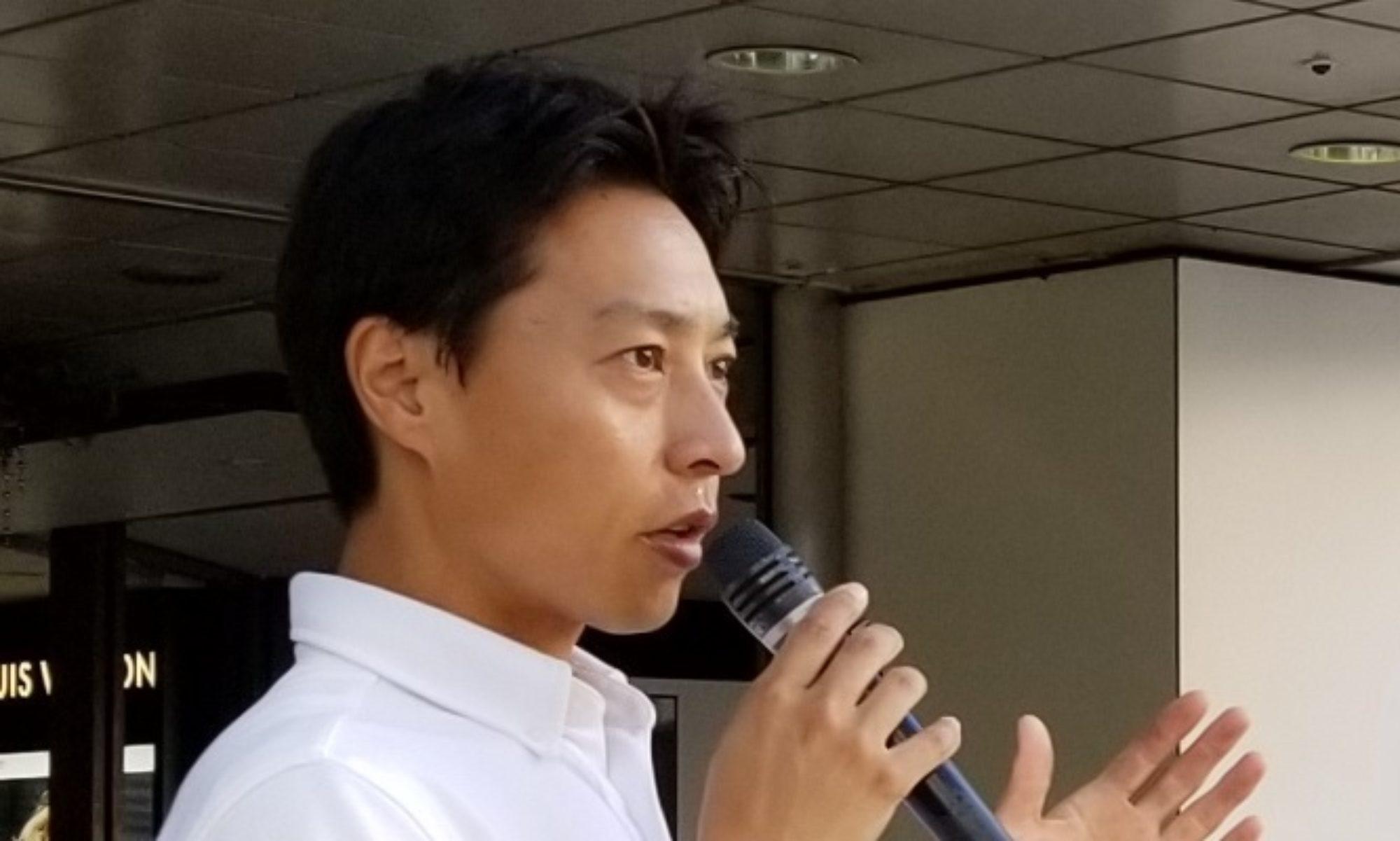 柏市議会議員 松本ひろみち